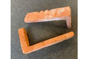 PIÈCE D'ANGLE Vintage Ciment